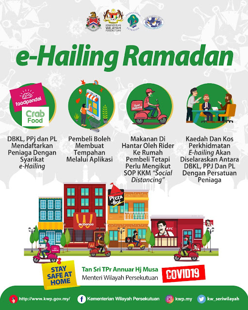 e-Hailing Ramadan