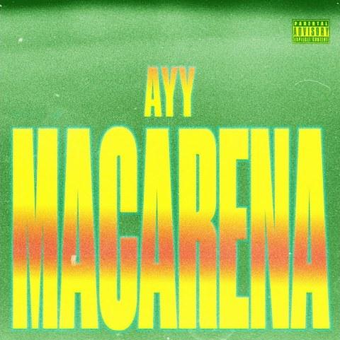 Ayy Macarena Lyrics - Tyga