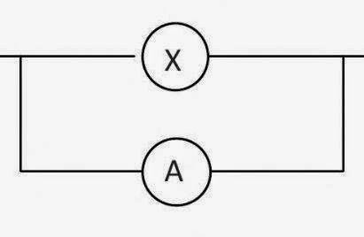 Voltmeter dirangkai paralel