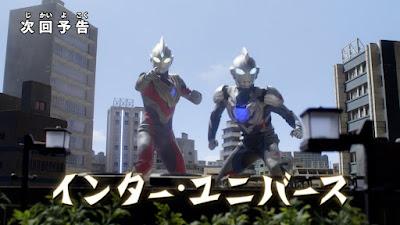 Ultraman Zero Episode 07 Preview