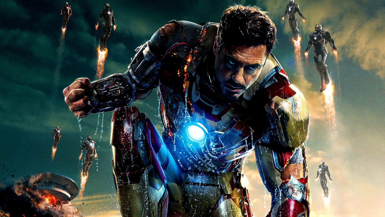 Iron Man 3 2013 HD wallpapers 1080p | HD Wallpapers (High ...