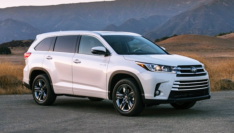 2018 Toyota Highlander Changes Spec