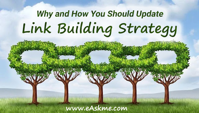 Why and How You Should Update your Link Building Strategy in 2021: eAskme