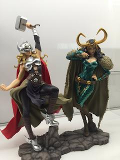Thor e Loki al San Diego Comic Con
