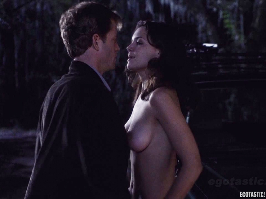 Katie holmes naked in the gift the answer