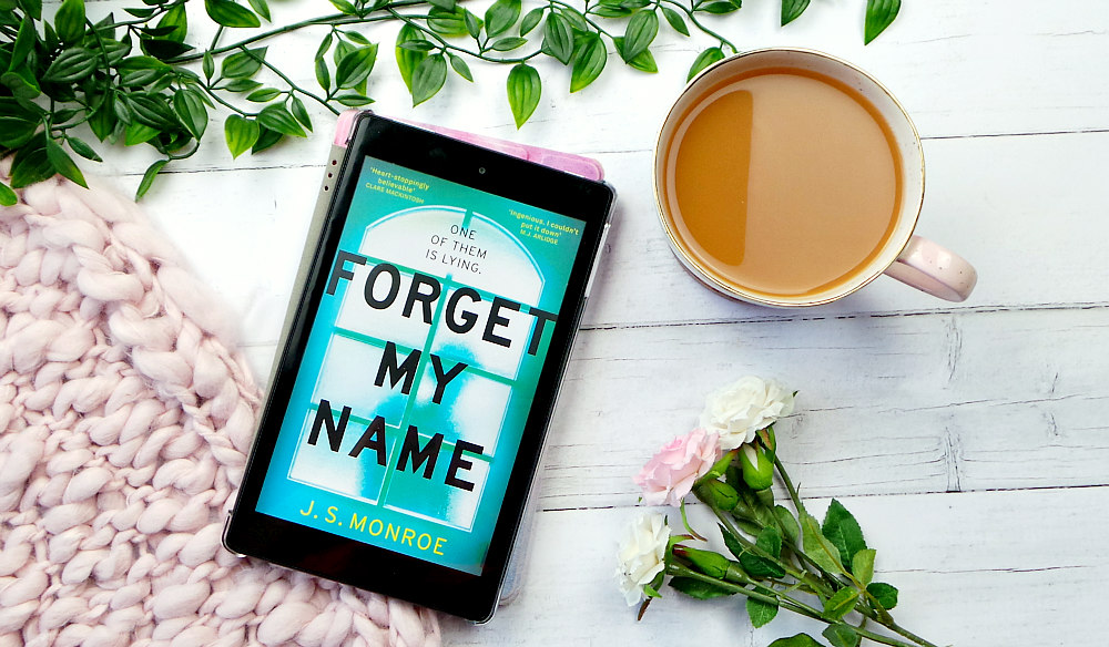 Forget My Name by J.S Monroe
