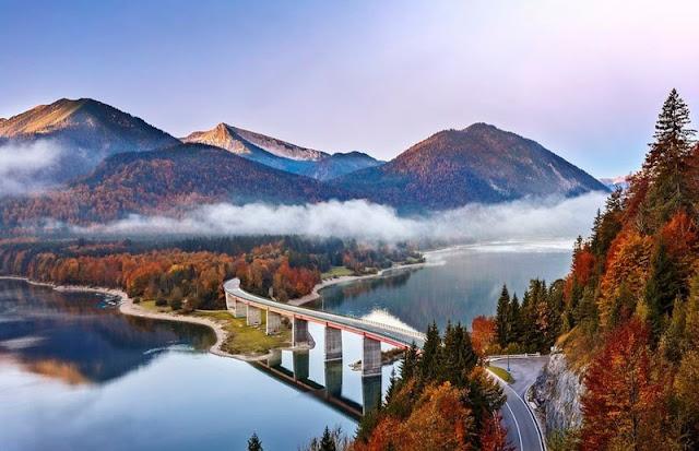 Ngắm vẻ đẹp dãy núi Alps dài nhất Châu Âu 8