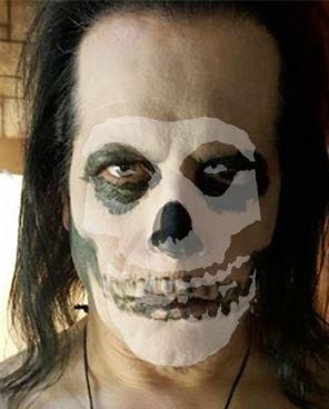 The Misfits Skull Logo Heavy Metal Textbooks:...