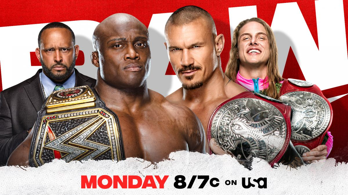 Cobertura: WWE RAW (13/09/2021) – O ouro mais desejado!
