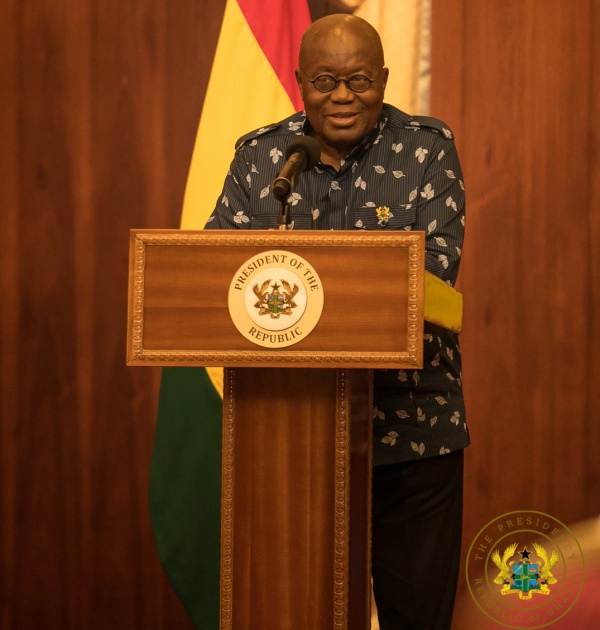 """COVID-19: Let The Scientists Do The Talking, Not The Politicians"" – President Akufo-Addo To The Media"