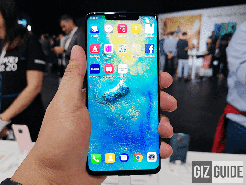Huawei Mate 20 series has now an official Philippine pricing