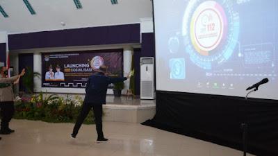 Bupati Tangerang, Layanan 112, Warga Bisa Laporkan Kejadian Darurat