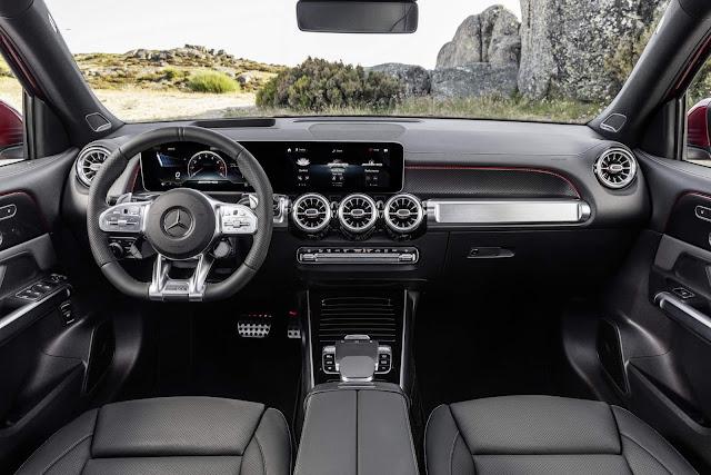 Mercedes-Benz GLB 35 no Brasil