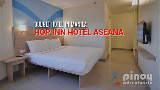 Hop Inn Hotel Aseana City Manila Budget Hotel Review