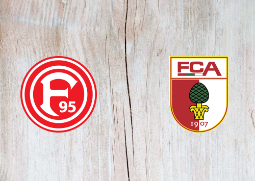 Fortuna Dusseldorf vs Augsburg -Highlights 20 June 2020