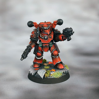 Horus Heresy Blood Angels Destroyer