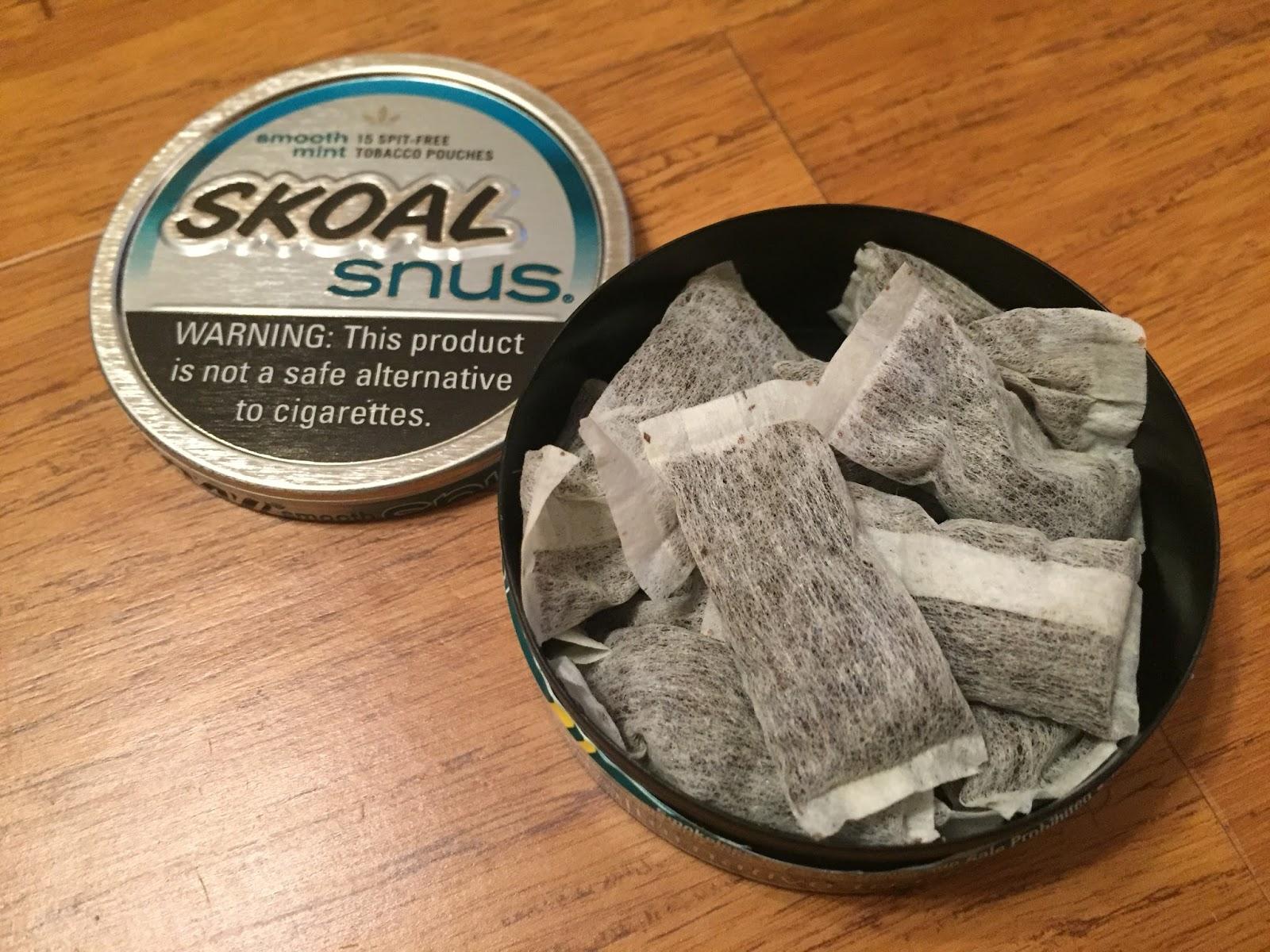Snubie com: Skoal
