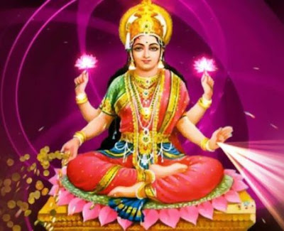 108 Names of Goddess Lakshmi