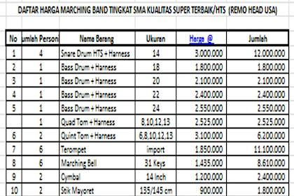 WA 0818-262-175 (XL), Jual Marching Band SMA