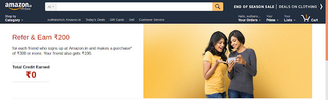 amazon invite and earn coupons free