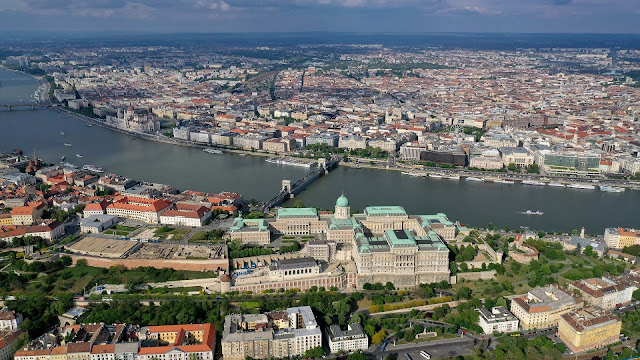 Budapest - Eastern European city where you should visit once