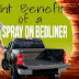 Eight Benefits of a Spray on Bedliner