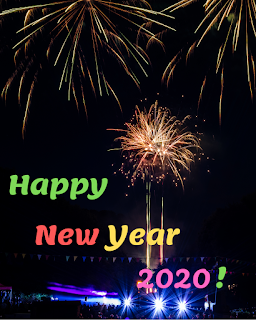 Happy New Year 2020 HD Wallpapers Free Download