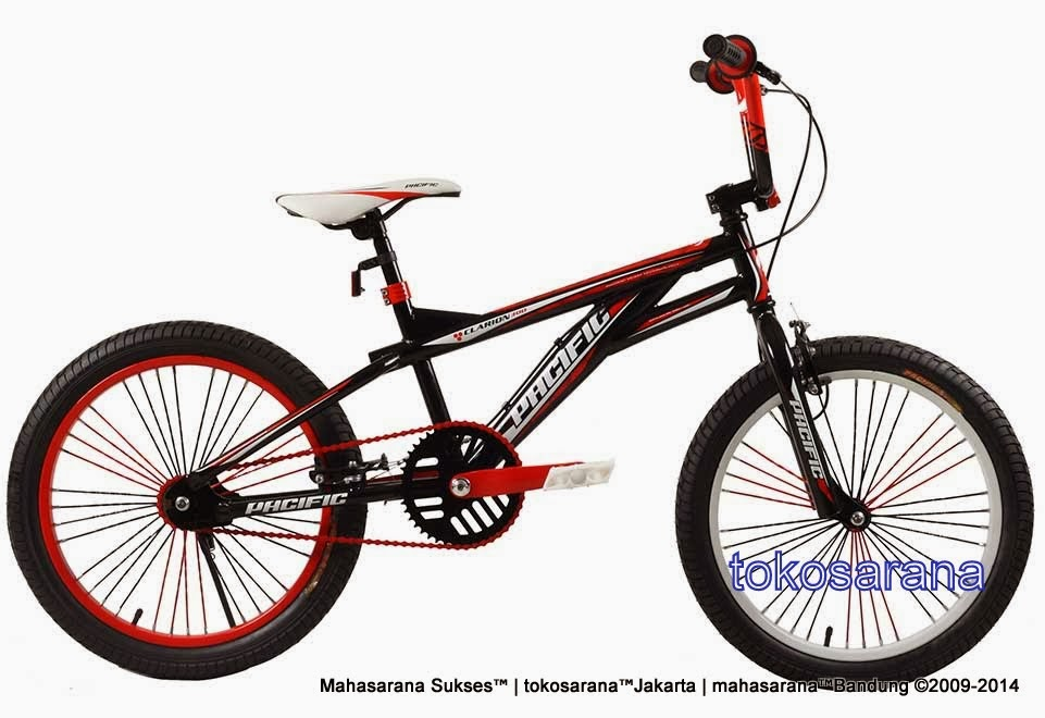Sepeda BMX Pacific Clarion 300 Bearing 20 Inci