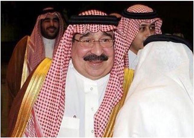الأمير طلال بن سعود بن عبدالعزيز آل سعود