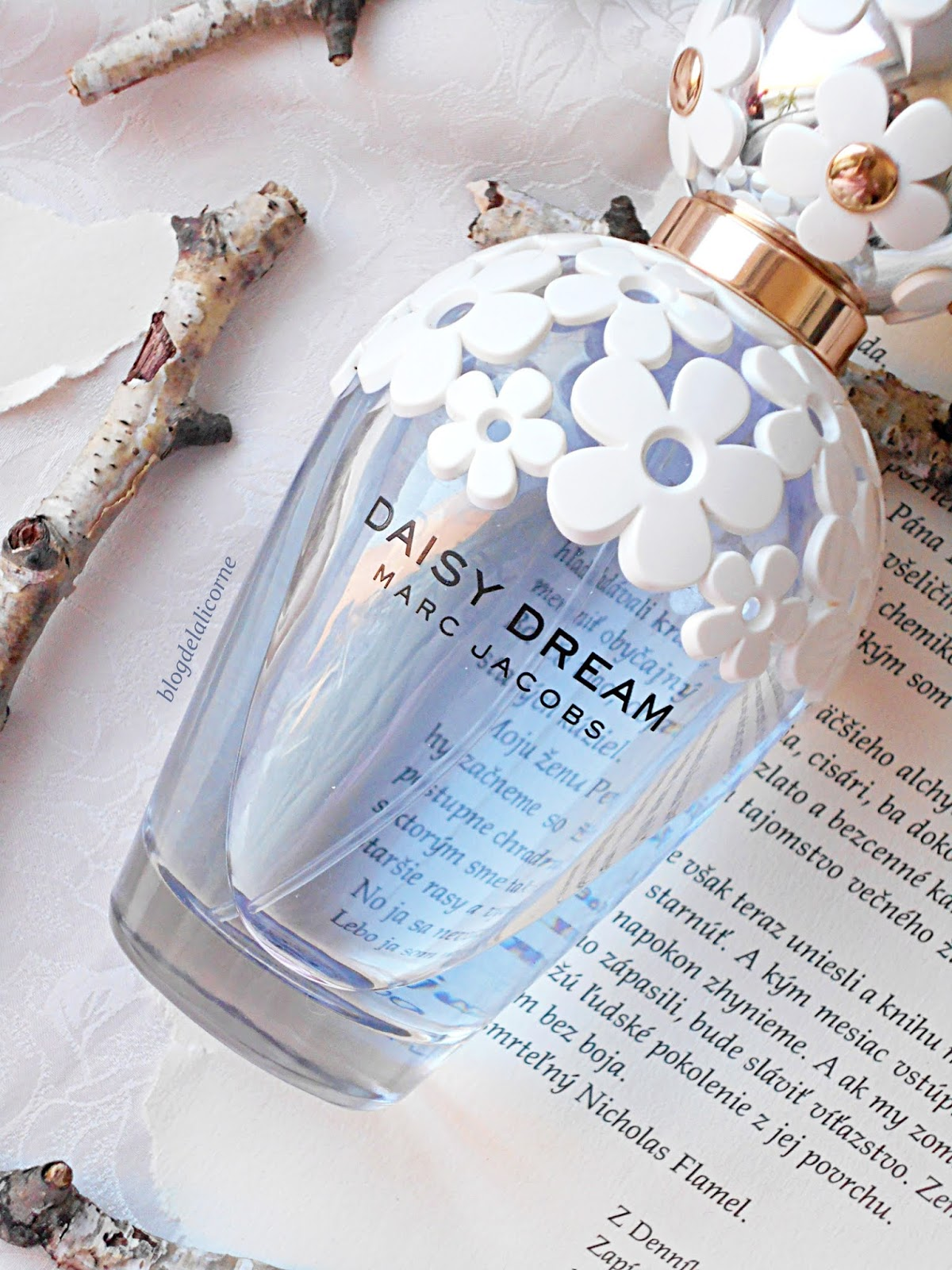 Marc Jacobs Daisy Dream toaletná voda pre ženy recenzia Blog de la Licorne