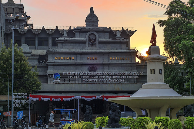 wisata Monumen Pers Nasional di solo