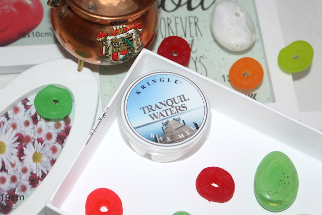 Tranquil Waters Kringle Candle