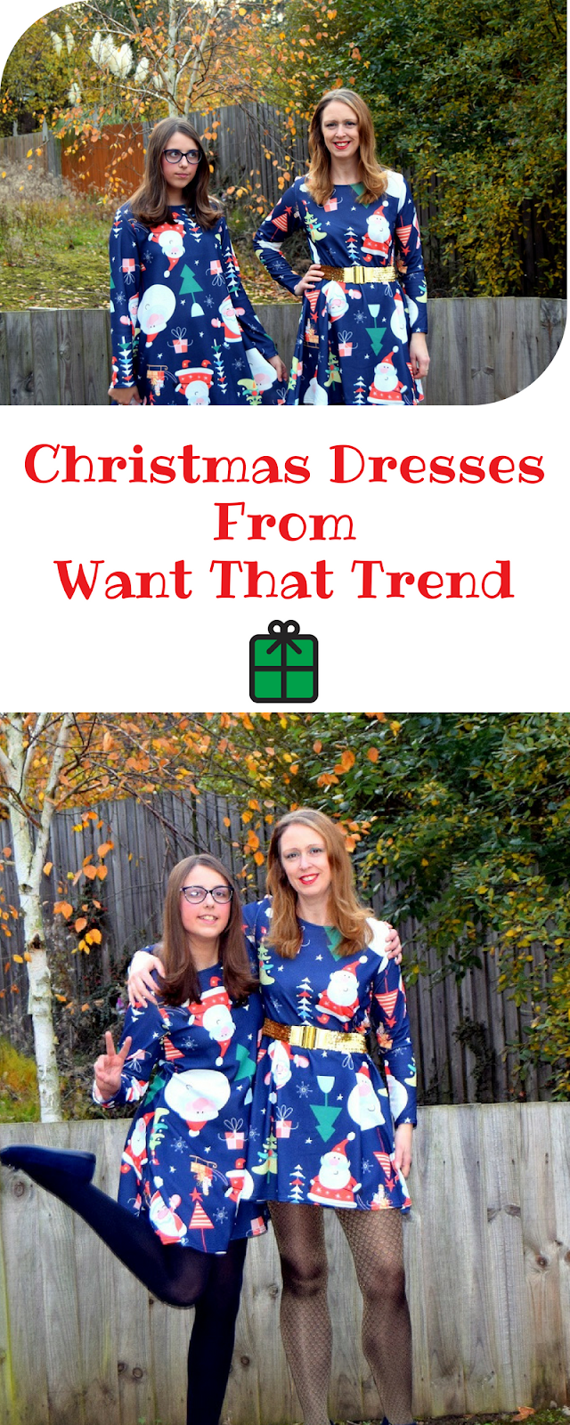 Christmas Dresses From Want That Trend Review