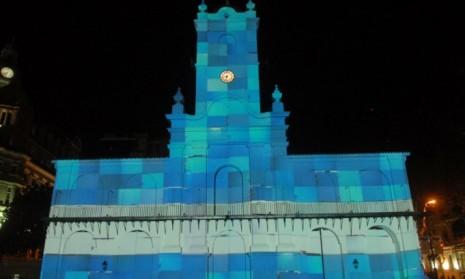fotos del cabildo de Argentina semana de mayo