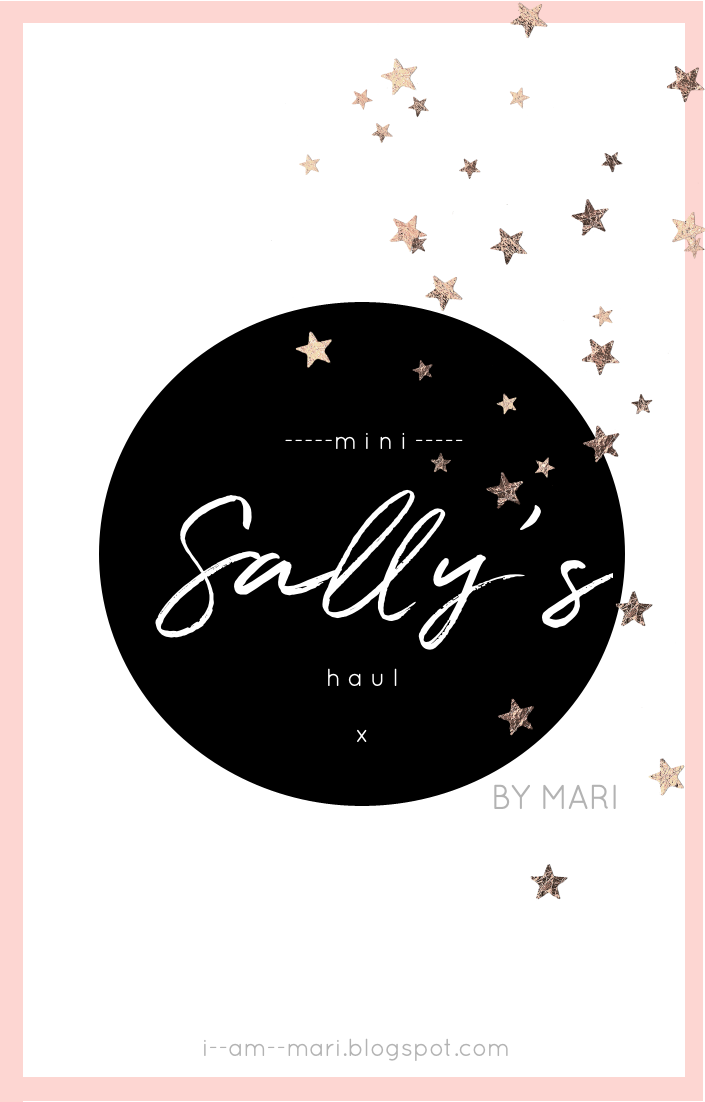 Sally's Haul