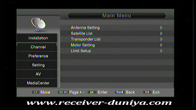 SONY NETWORK WORKING SOFTWARE FOR PROTOCOL RECEIVERS - RECEIVERS DUNIYA