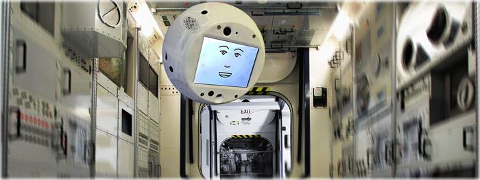 CIMON - Estação Espacial Internacional