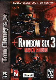 Cheat Tom Clancy's Rainbow Six 3: Raven Shield PS2