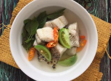 Resep Sop Ikan Gurame 1
