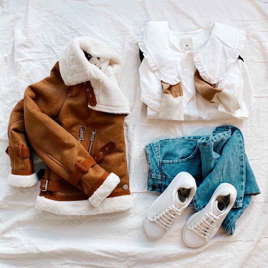 Moda otoño invierno 2021 ropa de mujer