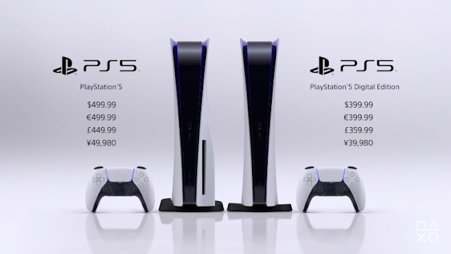 Playstation 5 Price, Launch Date  and Games