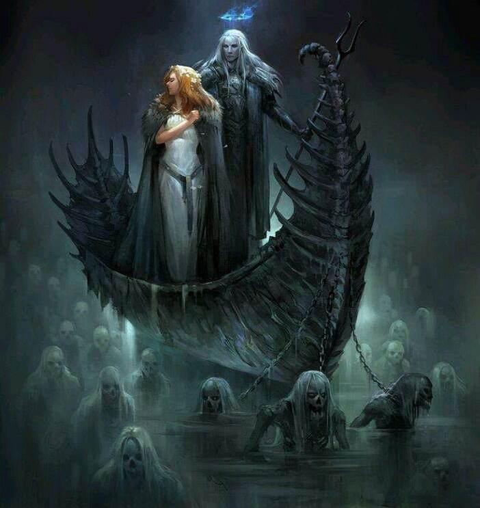 O Mito de Hades e Perséfone