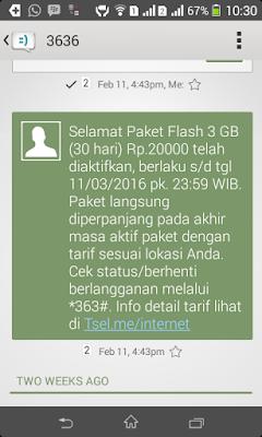 Cara Daftar Paket Telkomsel *550*790#