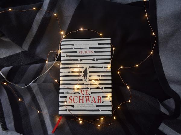 "Book Review: ""Vicious"" by V.E. Schwab"