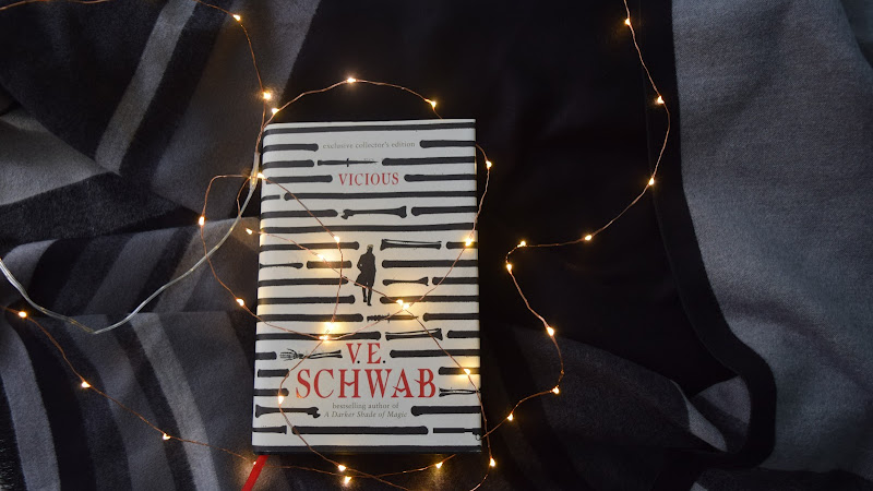 "Book Review: ""Vicious"" by V.E. Schwab"
