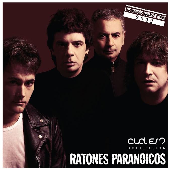 Descargar Discografia: Ratones Paranoicos