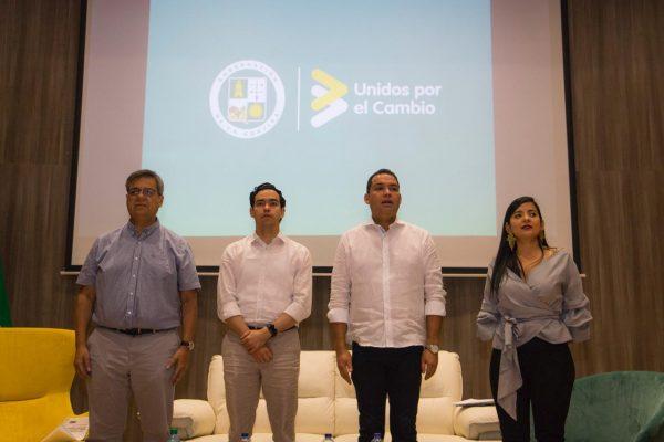 Nemecio Roys destaca asesoría del DNP para planes de desarrollo en La Guajira