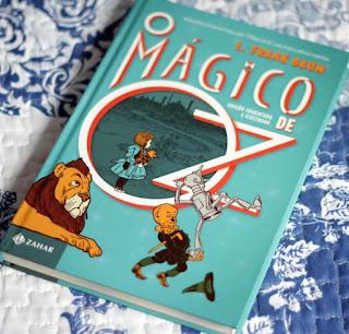 Dica de Livo: O Mágico de Oz