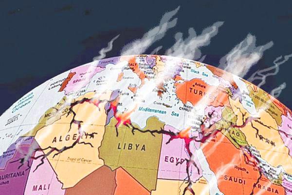 islam dünyası savaşlar terör