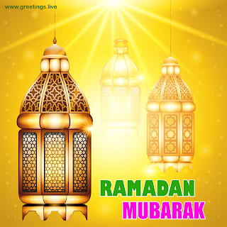 ramadan lantern background Ramadan Mubarak Ramadan Eid 2019 greetings